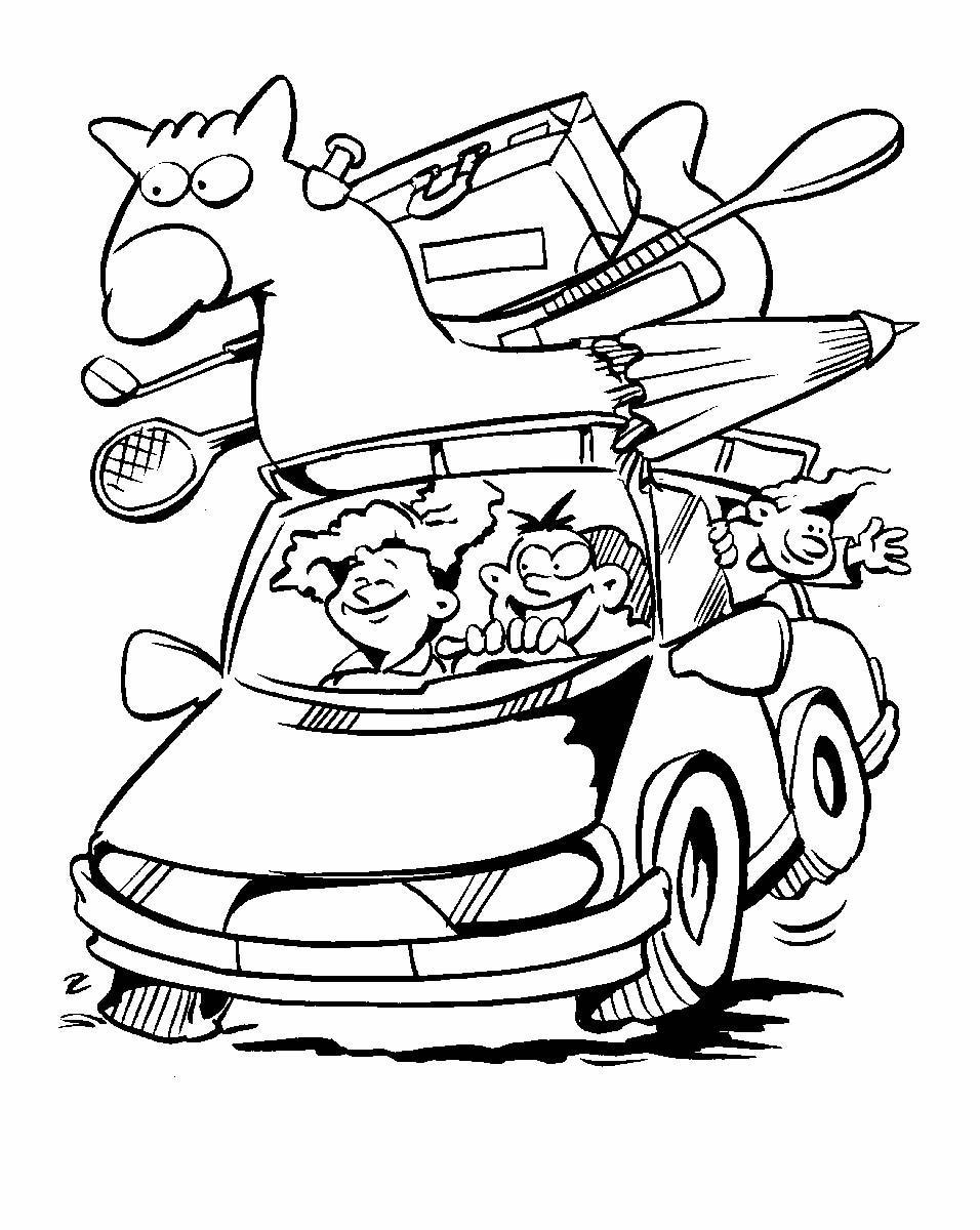 Guarda i disegni e scarica quelli che vuoi colorare for Disegni delle macchine